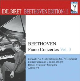 Beethoven: Piano Concertos, Vol. 3