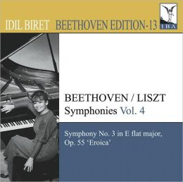 Beethoven/Liszt: Symphony No. 3 in E flat major, Op. 55