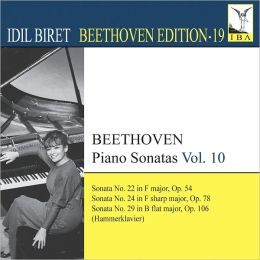 Idil Biret Archive Edition, Vol. 19: Beethoven Edition, Vol. 10
