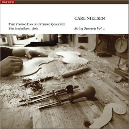 Nielsen: String Quartets, Vol. 1