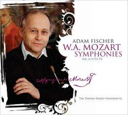 Mozart: Symphonies, Vol. 6 (1772-73)