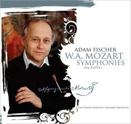 Mozart: Symphonies, Vol. 8