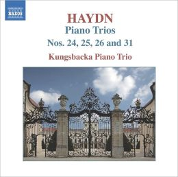 Haydn: Piano Trios Nos. 24, 25, 26 and 31