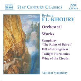 Bechara El-Khoury: Orchestral Works