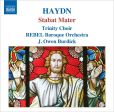 CD Cover Image. Title: Haydn: Stabat Mater, Artist: Rebel