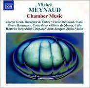 Michel Meynaud: Chamber Music