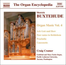 Buxtehude: Organ Music, Vol. 4