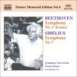 Beethoven: Symphony No. 3 'Eroica'; Sibelius: Symphony No. 7