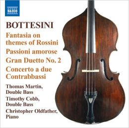 Bottesini: Fantasia on themes of Rossini