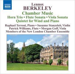 Lennox Berkeley: Chamber Music
