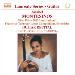 Anabel Montesinos: Guitar Recital [11 Tracks]