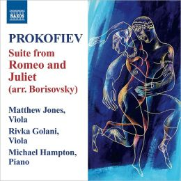 Prokofiev: Suite from Romeo and Juliet (arr. Borisovsky)