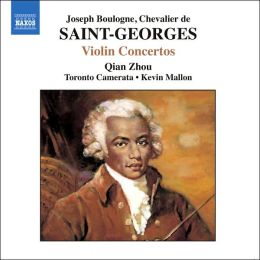 Saint-Georges: Violin Concertos, Vol. 2