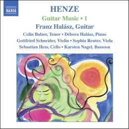 Henze: Guitar Music 1