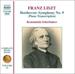 Liszt: Piano Transcription of Beethoven's Symphony No. 9