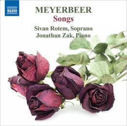 Meyerbeer: Songs