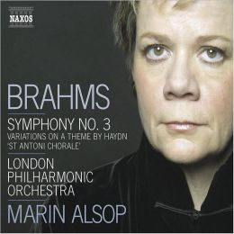 Brahms: Symphony No. 3, Variations on a Theme of Haydn
