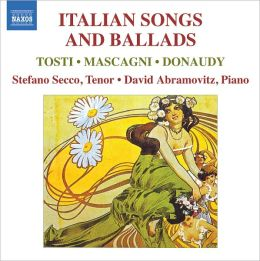 Italian Songs and Ballads