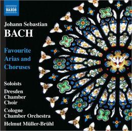 Bach: Favourite Arias & Choruses