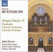 Buxtehude: Organ Music 5