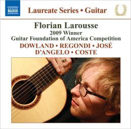 Florian Larousse: Guitar Recital