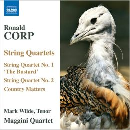 Ronald Corp: String Quartets Nos. 1