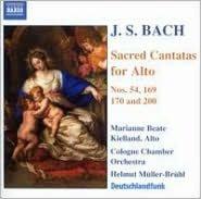 J.S. Bach: Sacred Cantatas for Alto