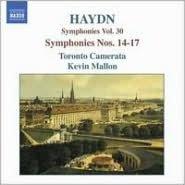 Haydn: Symphonies Nos. 14-17