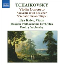 Tchaikovsky: Violin Concerto, Sérénade Mélancolique, etc.