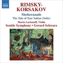 Rimsky-Korsakov: Sheherazade; The Tale of Tsar Saltan (Suite)