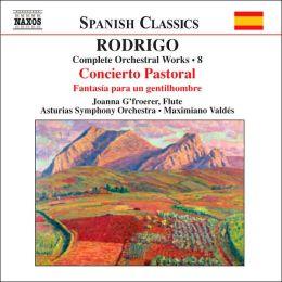 Rodrigo: Complete Orchestral Works, Vol. 8
