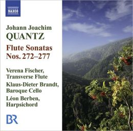 Johann Joachim Quantz: Flute Sonatas Nos. 272-277