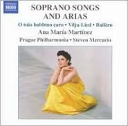 Soprano Songs and Arias