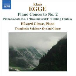Klaus Egge: Piano Concerto No. 2
