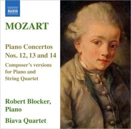 Mozart: Piano Concertos Nos. 12, 13 & 14