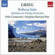 Grieg: Holberg Suite, Melodies for String Orchestra