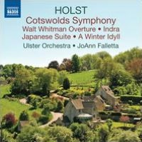 Holst: Cotswolds Symphony