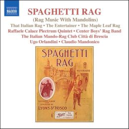 Spaghetti Rag: Rag Music with Mandolins