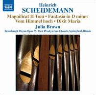 Heinrich Scheidemann: Organ Works, Vol. 7