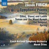 Zdenék Fibich: Symphonic Poems