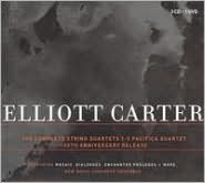 Elliott Carter: The Complete String Quartets