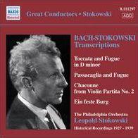 Bach-Stokowski: Transcriptions