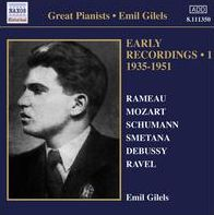 Emil Gilels, Vol. 1: Early Recordings