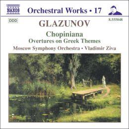 Glazunov: Chopiniana