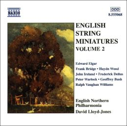 English String Miniatures Vol. 2