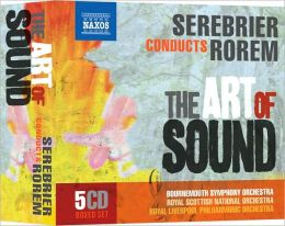 Serebrier Conducts Rorem: The Art of Sound