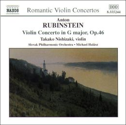 Anton Rubinstein: Violin Concerto in G major