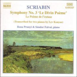 Skryabin: Symphony 3 & Poem
