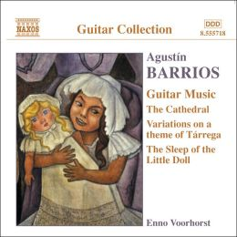 Agustín Barrios: Guitar Music, Vol. 2
