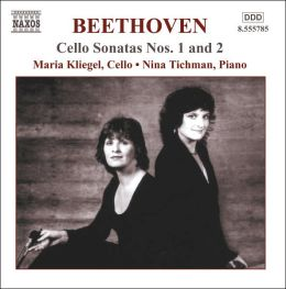 Beethoven: Cello Sonatas Nos. 1 & 2